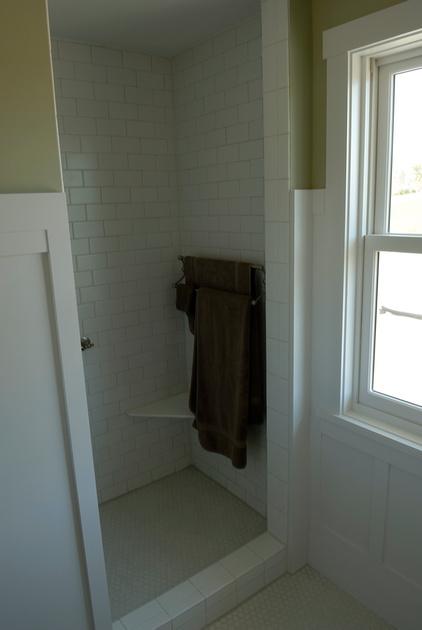 Doorless Showers For Small Bathrooms Joy Studio Design