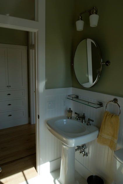 Have A Large Kohler Memoirs And And A Small Kohler Bancroft In Our  Bathrooms No Issues With Either And Both Look Nice Imho. Kohler Memoirs  Pedestal Leg